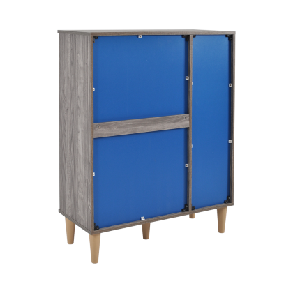 Shoe Cabinet (SR 1100) With One Drawer